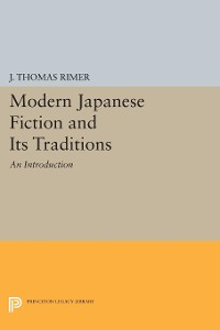 Cover Modern Japanese Fiction and Its Traditions