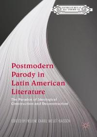 Cover Postmodern Parody in Latin American Literature