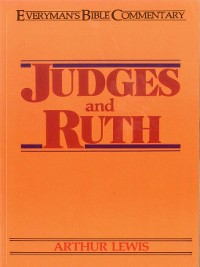 Cover Judges & Ruth- Everyman's Bible Commentary