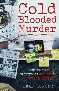 Cover Cold Blooded Murder