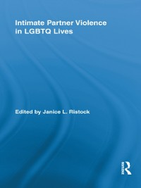 Cover Intimate Partner Violence in LGBTQ Lives