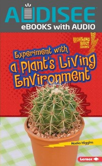 Cover Experiment with a Plant's Living Environment