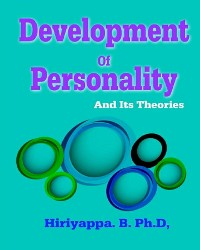 Cover Development of Personality and Its Theories