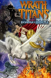 Cover Wrath of the Titans: Revenge of Medusa