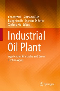 Cover Industrial Oil Plant
