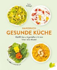 Cover Handbuch gesunde Küche
