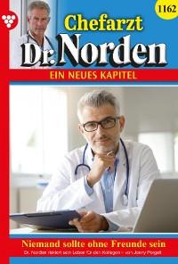 Cover Chefarzt Dr. Norden 1162 – Arztroman
