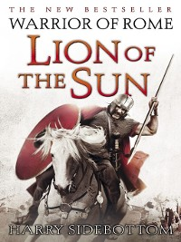 Cover Warrior of Rome III:  Lion of the Sun