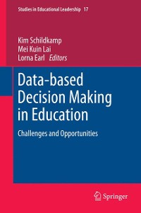 Cover Data-based Decision Making in Education