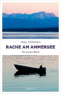 Cover Rache am Ammersee