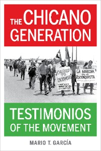 Cover The Chicano Generation