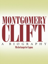 Cover Montgomery Clift