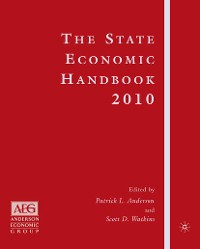 Cover The State Economic Handbook 2010