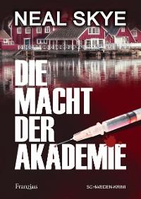 Cover Die Macht der Akademie