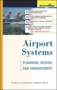 Cover Airport Systems: Planning, Design, and Management