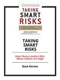 Cover Taking Smart Risks