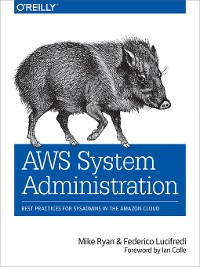 Cover AWS System Administration