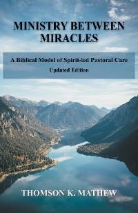 Cover Ministry Between Miracles