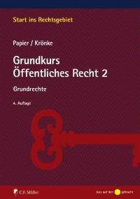 Cover Grundkurs Öffentliches Recht 2