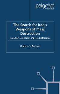 Cover The Search For Iraq's Weapons of Mass Destruction