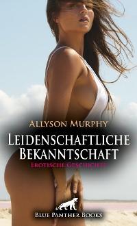 Cover Leidenschaftliche Bekanntschaft   Erotische Geschichte