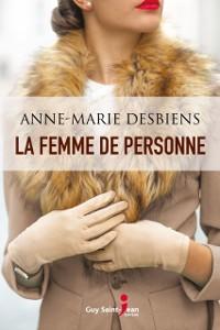 Cover La femme de personne