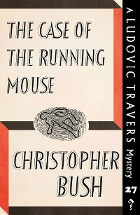 Cover The Case of the Running Mouse