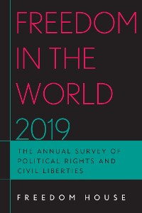 Cover Freedom in the World 2019
