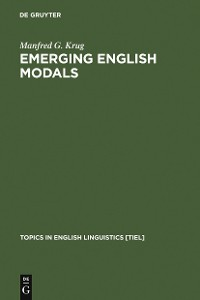 Cover Emerging English Modals