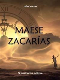 Cover Maese Zacarías