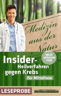 Cover Insider-Heilverfahren gegen Krebs für Mittellose (Leseprobe)
