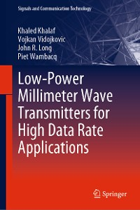 Cover Low-Power Millimeter Wave Transmitters for High Data Rate Applications