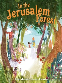 Cover In the Jerusalem Forest