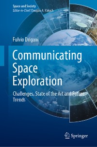 Cover Communicating Space Exploration