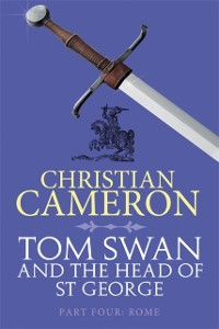 Cover Tom Swan and the Head of St George Part Four: Rome