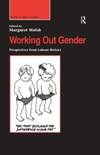 Cover Working Out Gender