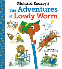 Cover Richard Scarry's The Adventures of Lowly Worm