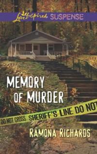 Cover Memory of Murder (Mills & Boon Love Inspired Suspense)