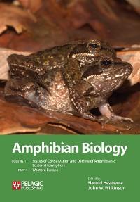 Cover Amphibian Biology, Volume 11, Part 3