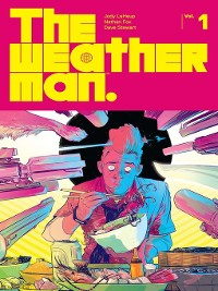Cover The Weatherman (2018), Volume 1