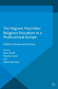 Cover Religious Education in a Multicultural Europe