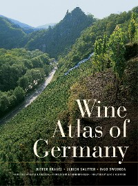 Cover Wine Atlas of Germany