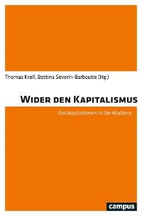 Cover Wider den Kapitalismus