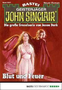 Cover John Sinclair - Folge 2047