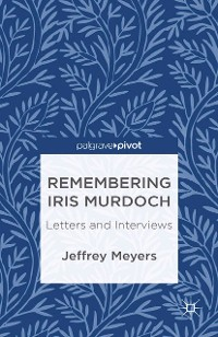 Cover Remembering Iris Murdoch