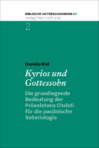 Cover Kyrios und Gottessohn
