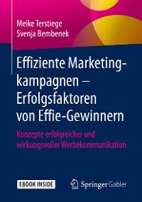 Cover Effiziente Marketingkampagnen – Erfolgsfaktoren von Effie-Gewinnern
