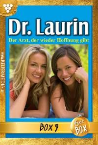 Cover Dr. Laurin Jubiläumsbox 9 – Arztroman
