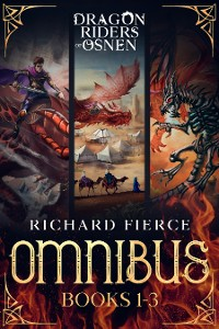 Cover Dragon Riders of Osnen