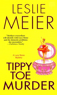 Cover Tippy Toe Murder